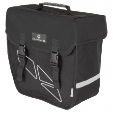 Packtasche M-Wave links 1-fach Amsterdam Single schwarz