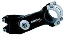 Vorbau ZOOM  A-Head 25,4 Aluminium 1/8 85 mm schwarz