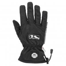 Handschuhe Ganzfinger Größe M mit Windprotector + Reflex