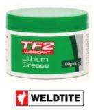 Weldtite Lithium Fett weiß 100g Dose