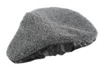 Satteldecke 2-Funtionen Lammfell / Regenschutz 240x270mm