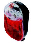 Rücklicht 3 LED für Schutzblech mit Prüfzeichen