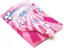 Sattel Kinder KIDZAMO Flower pink