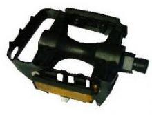Pedal FPO MTB Stahl - Kunststoff schwarz