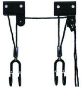 Bike-Lift XL, belastbar bis 57 kg mit Fallsicherung und Bremse