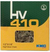 Kette KMC HV-410 braun 1/2 x 1/8 - 108 Glieder