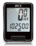 Fahrradcomputer ECHOWELL BC-5 schwarz 5 Funktionen