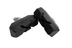 Bremsschuhe Zange 40 mm mit Schauben VE. 50 Paar OEM
