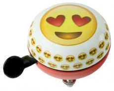 Glocke Widek Ding-Dong 80 mm Emoticon Heart Eyes