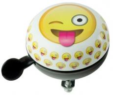 Glocke Widek Ding-Dong 80 mm Emoticon Crazy