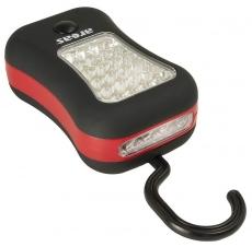 Werkstatt Lampe ARCAS 24 + 4 LED