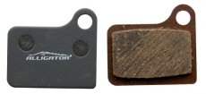 Bremsbeläge ALLIGATOR für Shimano Deore SEMI-METALLIC