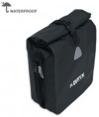 Gepäckträger Tasche LYNX wasserfest schwarz 16 Liter