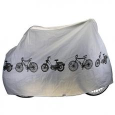 Fahrrad - Roller Garage mit Mittelverschluss 200 x 110 cm