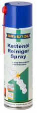 RAVENOL Kettenöl Reiniger Spray 500 ml