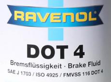 RAVENOL Bremsflüssigkeit 250 ml DOT 4