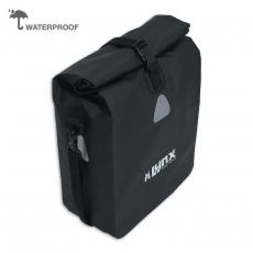 Gepäckträger Tasche XL LYNX wasserfest schwarz 21 Liter