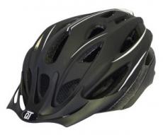 Helm CT Jugend - Erwachsene 54 - 58 cm schwarz / weiß