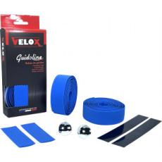 Lenkerband VELOX blau Maxi Cork Paar