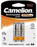 Batterien AKKU Camelion AA Mignon 2er Blister 2700 mAh