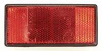 Reflektor Gepäckträger