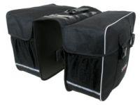 Packtasche M-WAVE 2fach Amsterdam schwarz