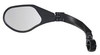 Spiegel CT links E-BIKE Aluminium schwarz